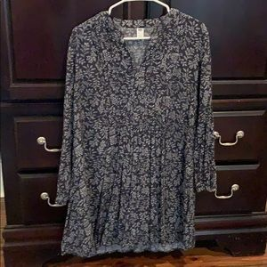 Old Navy pleated dress